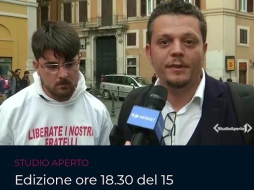 Raffaele, Antonio e Vincenzo continuiamo a lottare.