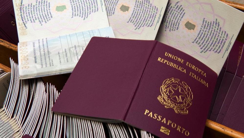Para obtener la ciudadanía italiana