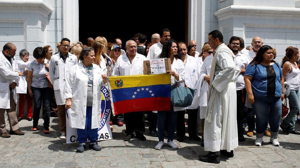 Medici Venezuelani in Italia supporteranno l'emergenza Coronavirus